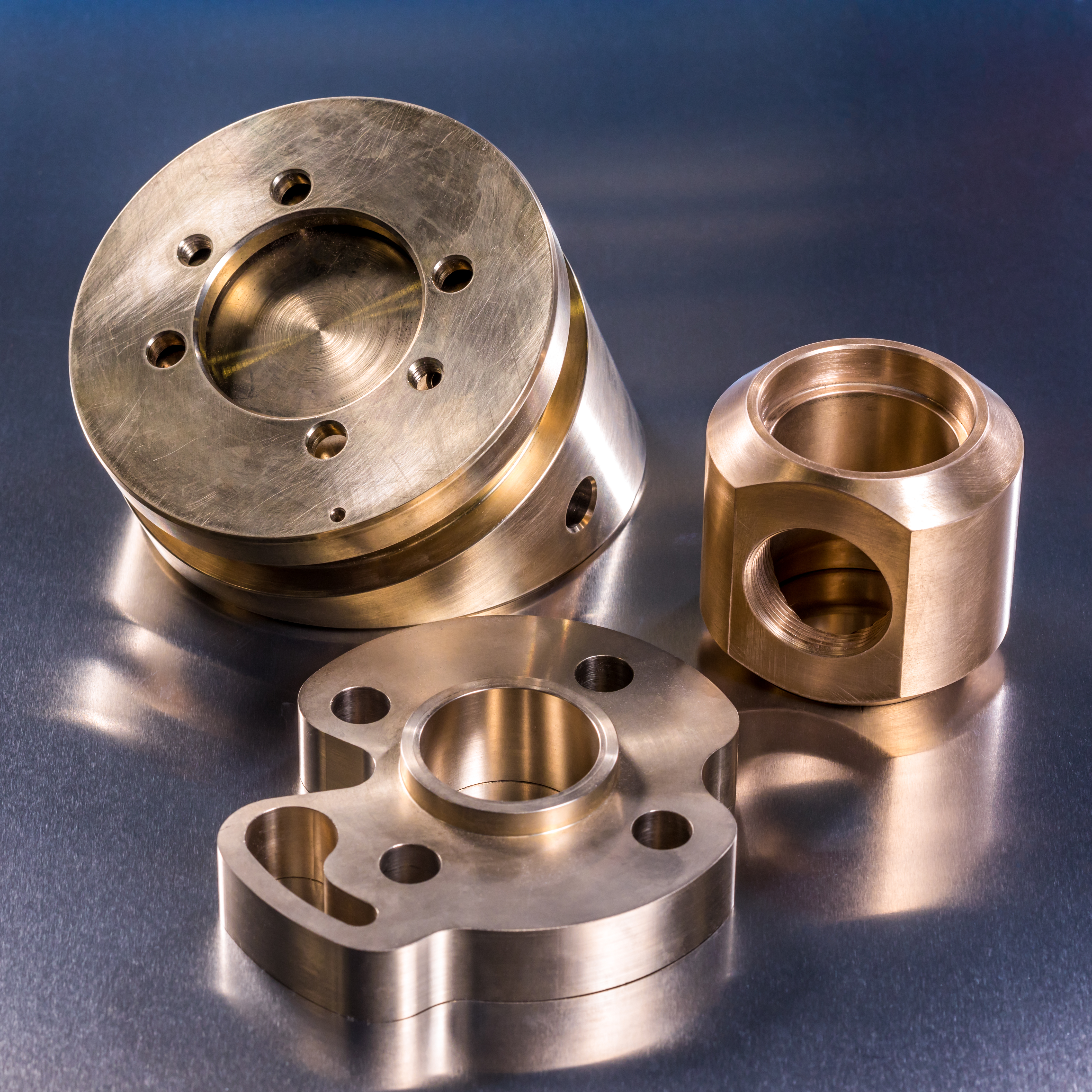 Machined Party by AMPCO