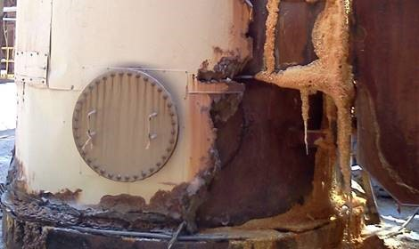 Potash Corrosion
