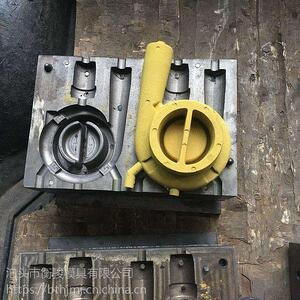 casting tooling system sand core mold and sand core